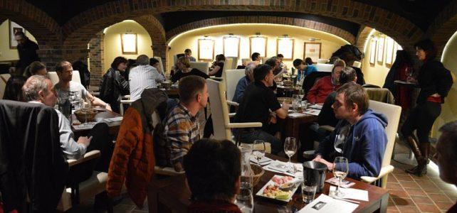 Fotoreport – Degustace vinařství Sonberk ze dne 2.12.2014