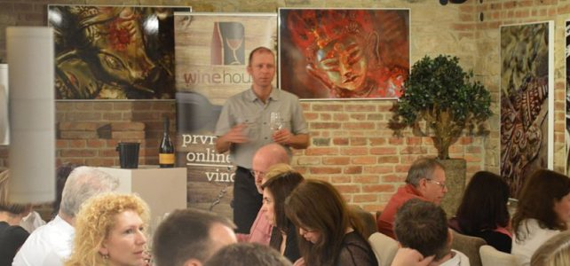 Fotoreport – Mělnické vinařství Kraus ze dne 23.3.2014