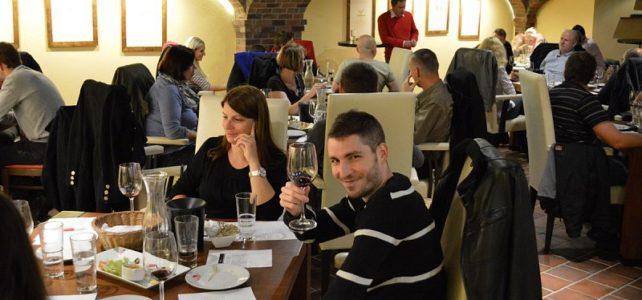 Fotoreport – Degustace francouzských vín dne 23.10.2014