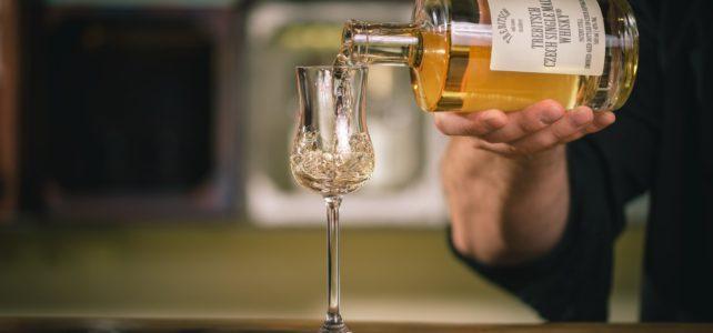 První česká whisky světového významu