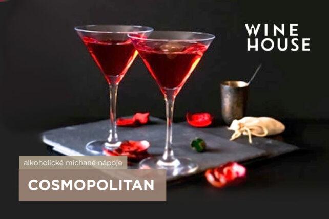 Cosmopolitan Koktejl